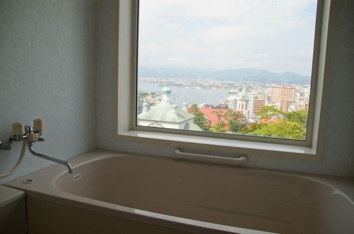 ガーデンハウスCHA-CHA202号室お風呂