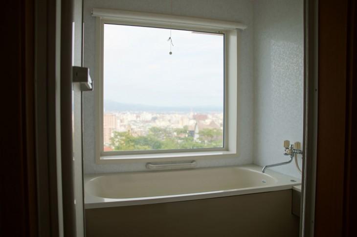 ガーデンハウスCHA-CHA203号室お風呂