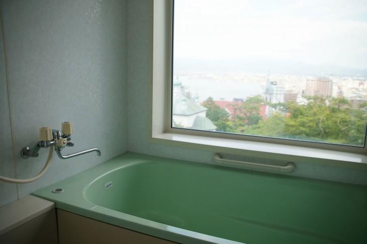 ガーデンハウスCHA-CHA201号室バスルーム