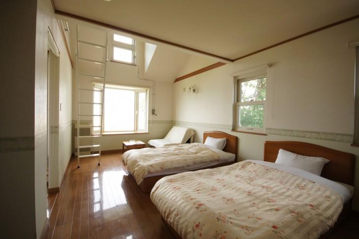 ガーデンハウスCHA-CHA201号室メイン